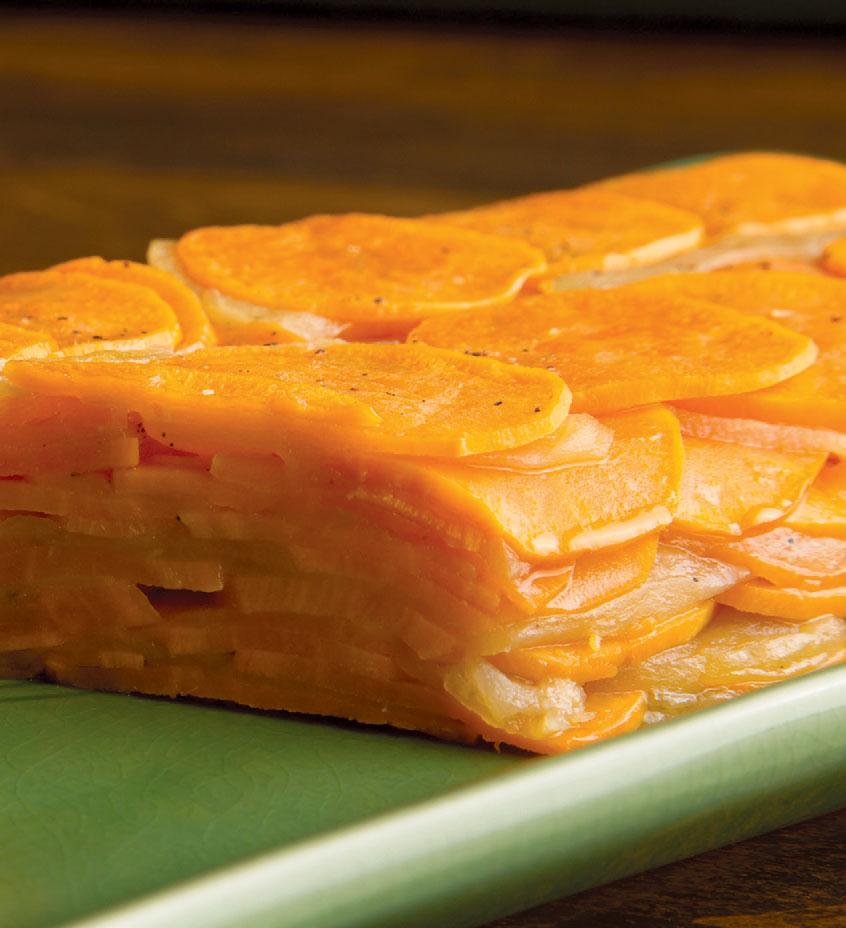 Sweet Potato Apple Pav 233 Edible Tulsa