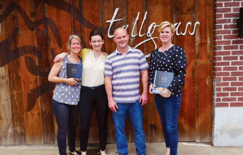 A Delicious Partnership: Edible Tulsa and Booksmart Tulsa