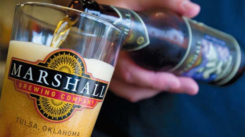 Marshall Brewing beer