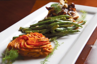 Fresh and local fare at Canebrake