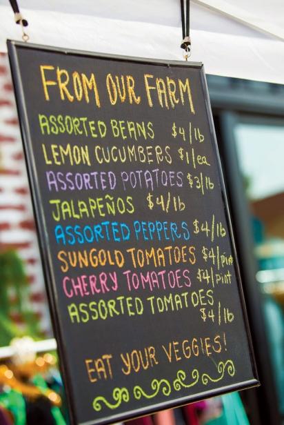 Tulsa Farmers' Market on Cherry Street