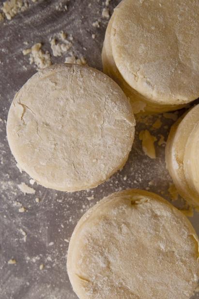 Focaccia bread dough