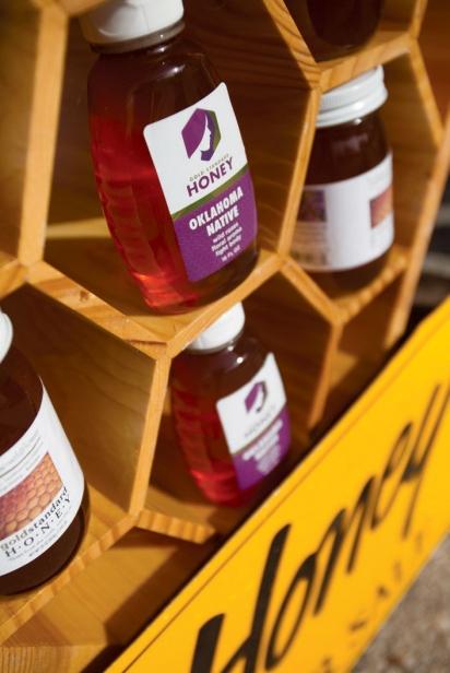 Gold Standard Honey